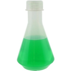 Photo of the Plastic Erlenmeyer Flask - 500ml