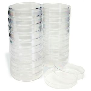 Photo of the: Plastic Petri Dishes - 70mm - pack of 20