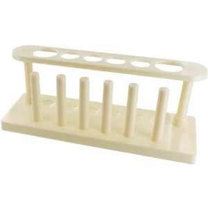 Photo of the Plastic Test Tube Rack