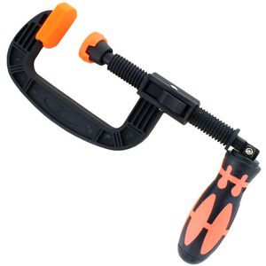Photo of the Quick Release Plastic C-Clamp - 2 inch