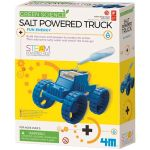 Photo of the: Salt-Water Powered Truck 4M Kit