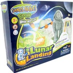 Photo of the: Sands Alive! Glow Lunar Landing