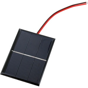 Photo of the Solar Cell - 1.5V 400mA 80x60mm