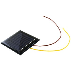 Photo of the Solar Cell - 2V 130mA 54x54mm