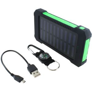 Photo of the: Solar Mobile PowerBank - Water-Resistant