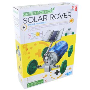 Photo of the Solar Rover 4M Kit