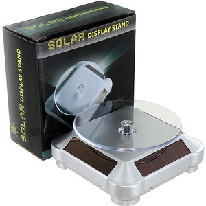 Photo of the Solar Spinner