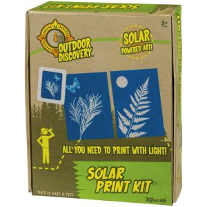 Photo of the Solar Print Kit