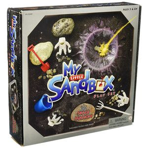 Photo of the Space Mission Sand Box