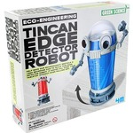 Photo of the: Tin Can Edge Detector Robot 4M Kit