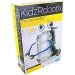 Tin Can Robot 4M Kit.