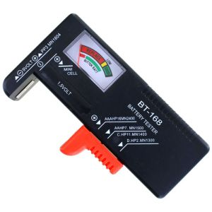 Photo of the Universal Battery Tester - AA  AAA  C  D  9V