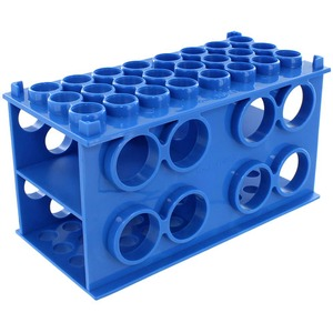 Photo of the Universal Multi Test Tube Rack